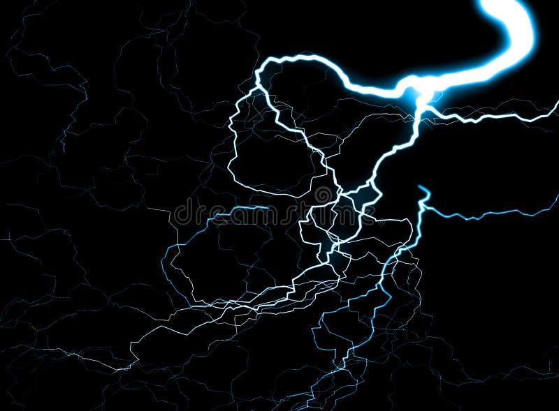 Lightning 6 Royalty Free Stock Photos