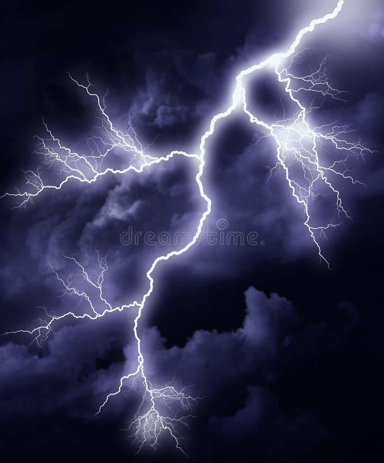 Free Lightning Royalty Free Stock Photos - 6360658
