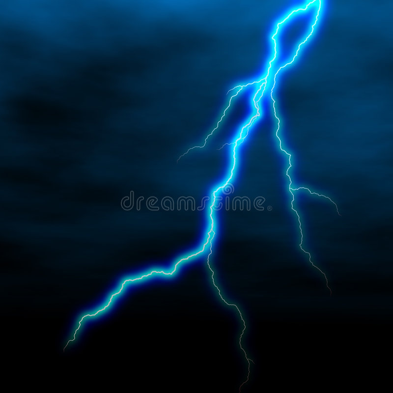 Free Lightning Stock Images - 8045574