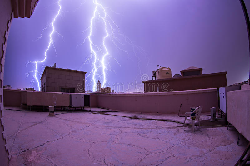 Download Lightning Bolts Royalty Free Stock Photos - Image: 27705298