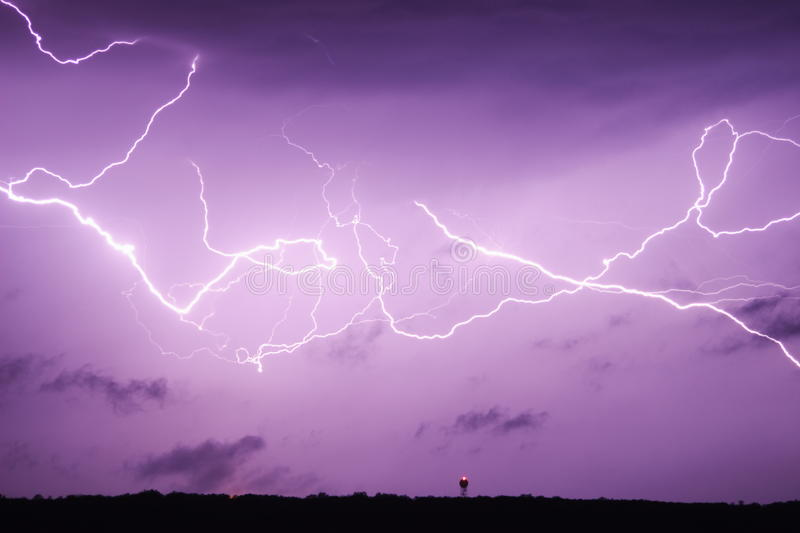 Download Lightning bolts stock photo. Image of strong, lightning - 28074060