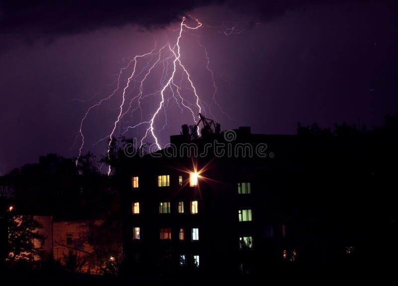Download Lightning Stock Photo - Image: 42218710