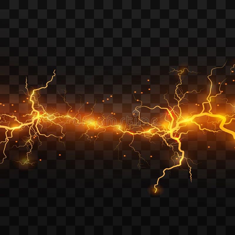 Free Lightning Lightning. Lightning Collision, Powerful Electrical Explosion Royalty Free Stock Photography - 207683527