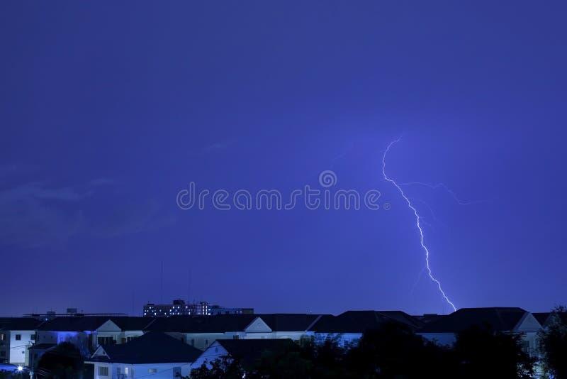 Download Lightning Strike Royalty Free Stock Image - Image: 26950596
