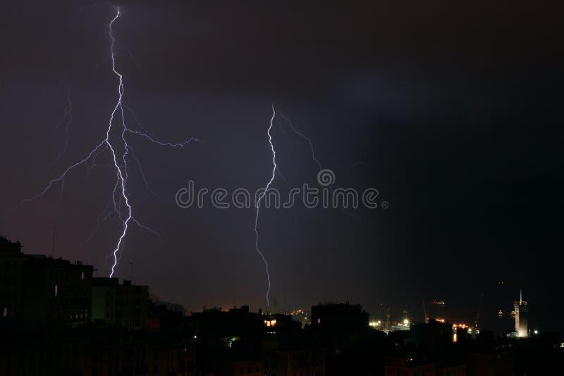 Lightning2 photographie stock libre de droits