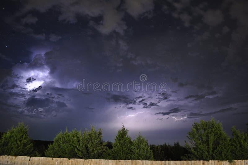 lightning6 стоковое фото rf