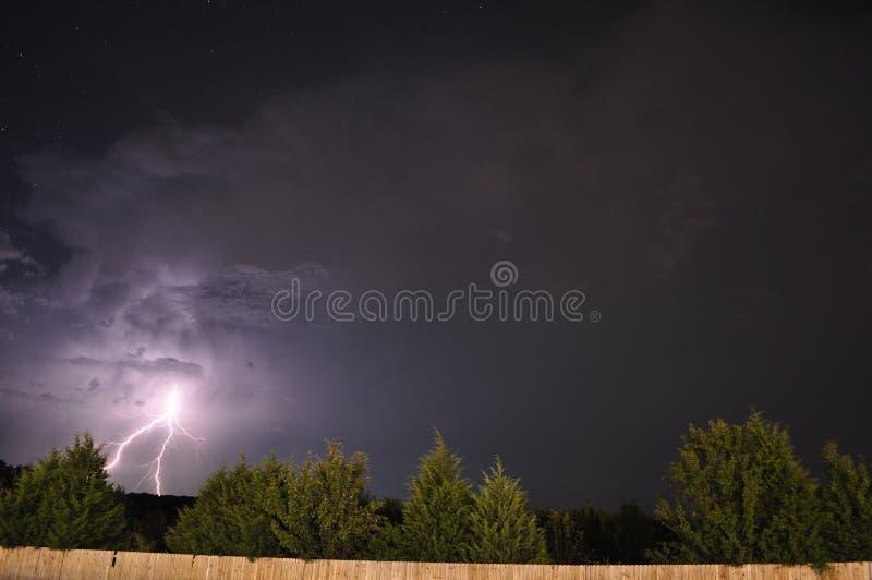 Lightning9 foto de stock