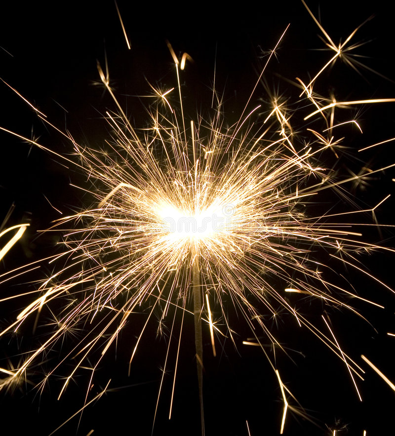 Download Lights 14 stock photo. Image of burst, pyrotechnic, spark - 8192980