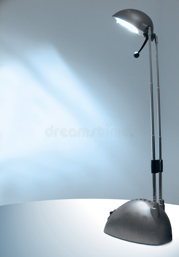 Lights On stock image