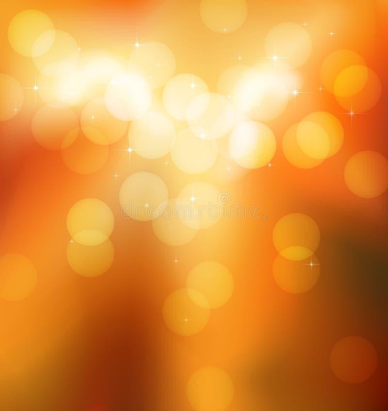 Lights blurr vector illustration