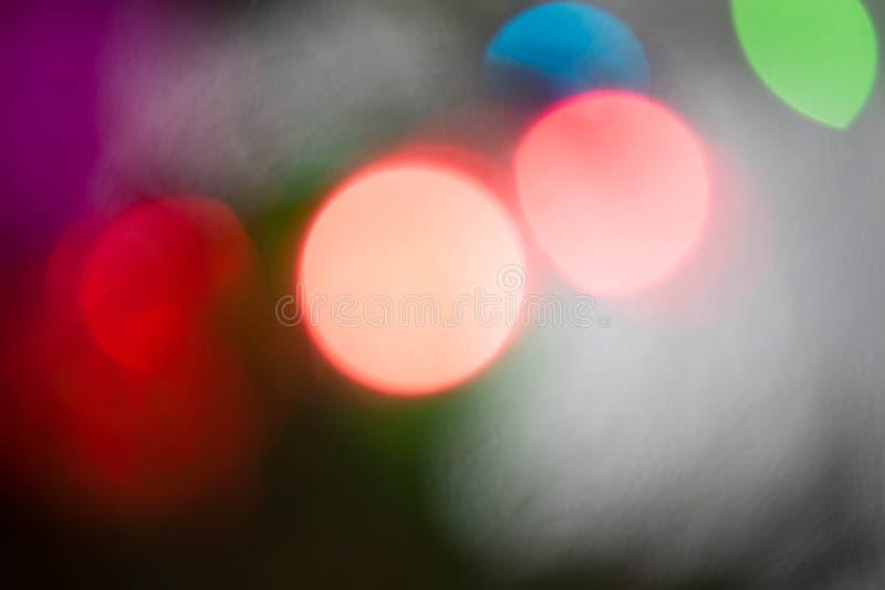 Lights bokeh sparkle background apresenta para celebração de feriado Copiar espaço fotografia de stock royalty free