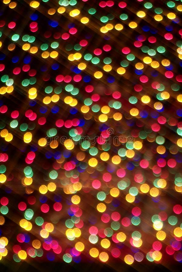 Download Lights Of The Christmas Holidays Stock Image - Image of notte, stradale: 28535781