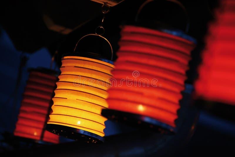Download Lights in the dark stock photo. Image of lamp, mediterranean - 20328266