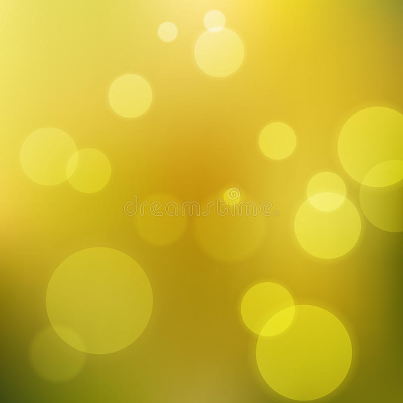 Lights on green background. royalty free stock photo