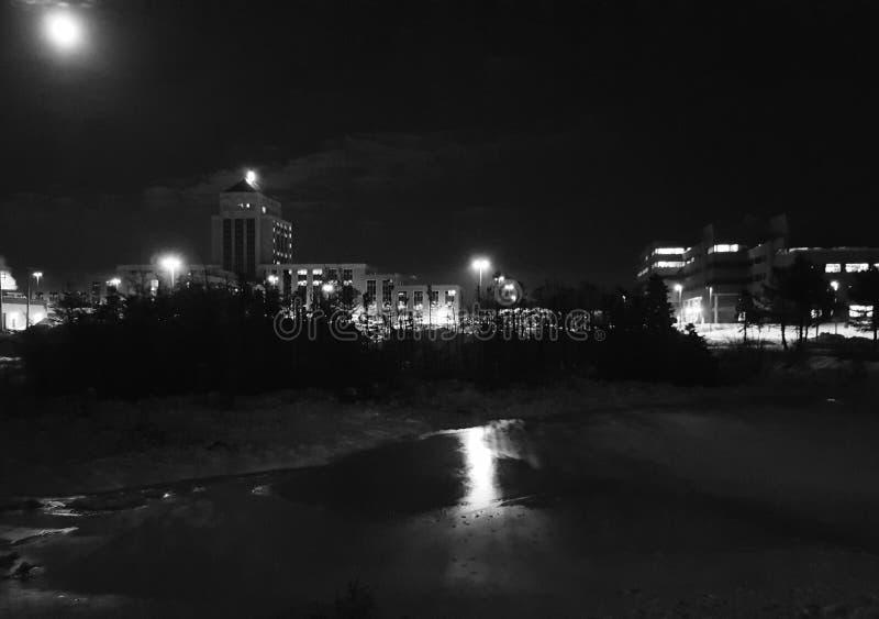 lights night στοκ φωτογραφίες με δικαίωμα ελεύθερης χρήσης