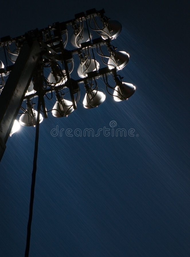 Download Lights in the Rain stock image. Image of rain, texture - 2962303