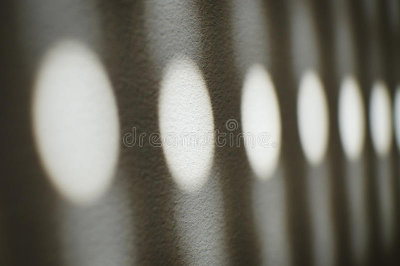 Download Lights on the wall stock photo. Image of contrasts, architecture - 33116750