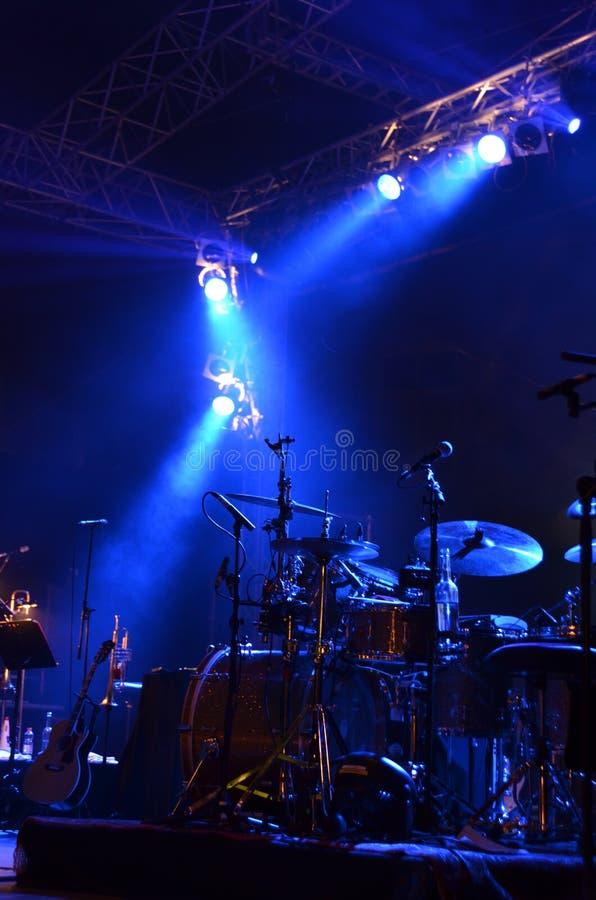 Download Lightshow foto de stock. Imagem de música, concert, aberto - 26500248