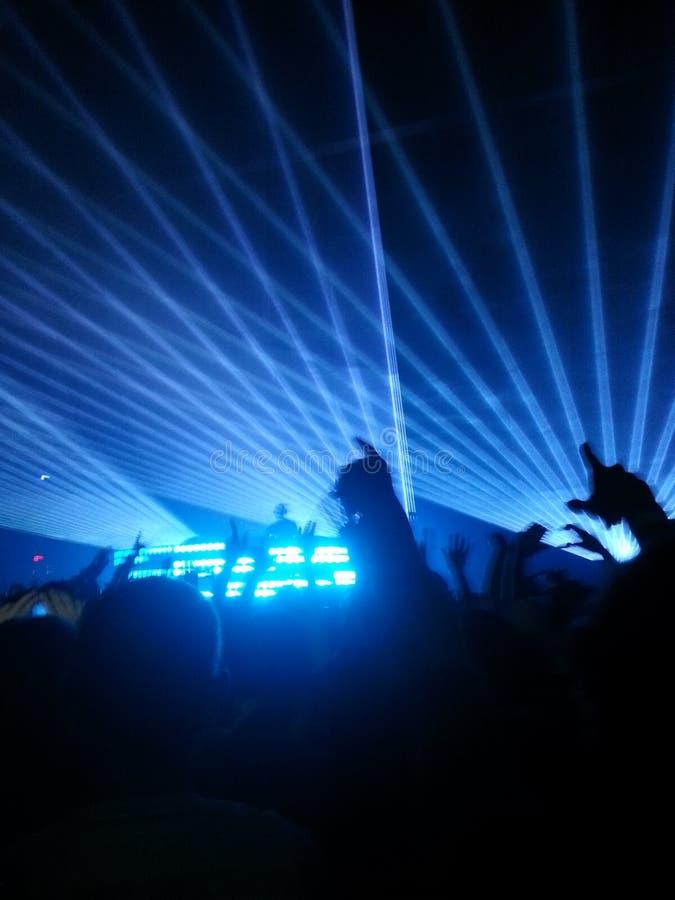 Lightshow стоковая фотография rf