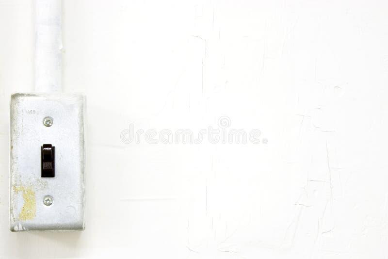 Download Lightswitch zdjęcie stock. Obraz złożonej z biały, zmiana - 34756