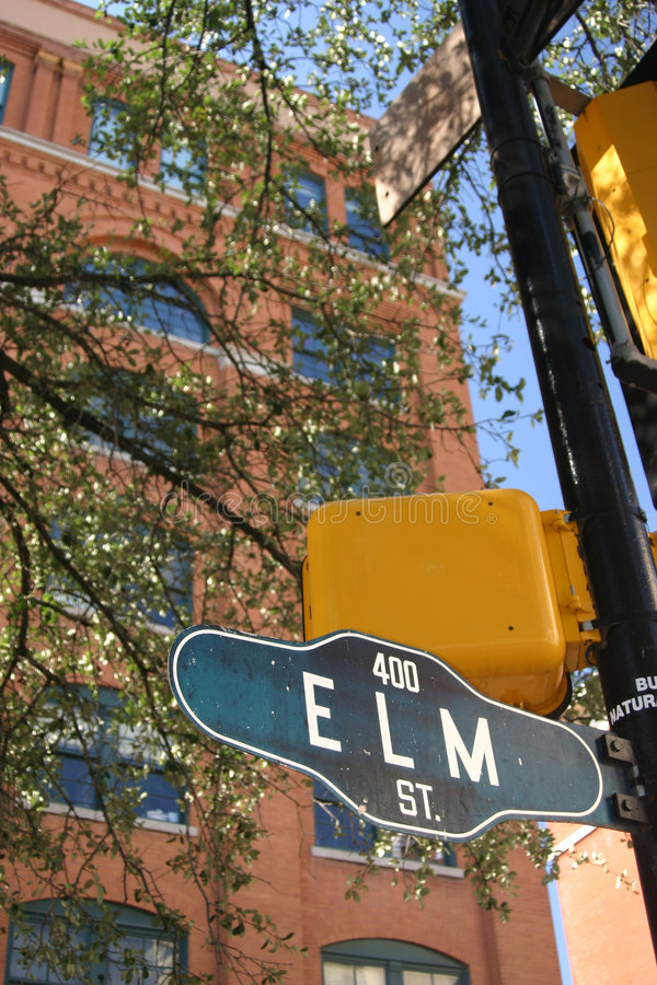 Download Lightts And Streetsign At Texas Schoolbook Depository Stock Photo - Image of conspiracy, pole: 940622