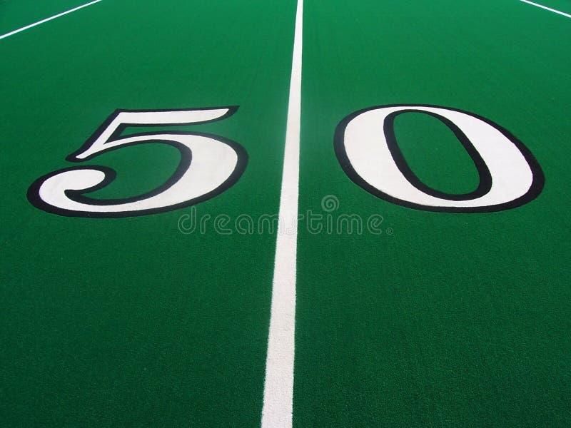 Download Ligne 50-Yard image stock. Image du blanc, football, herbe - 84589