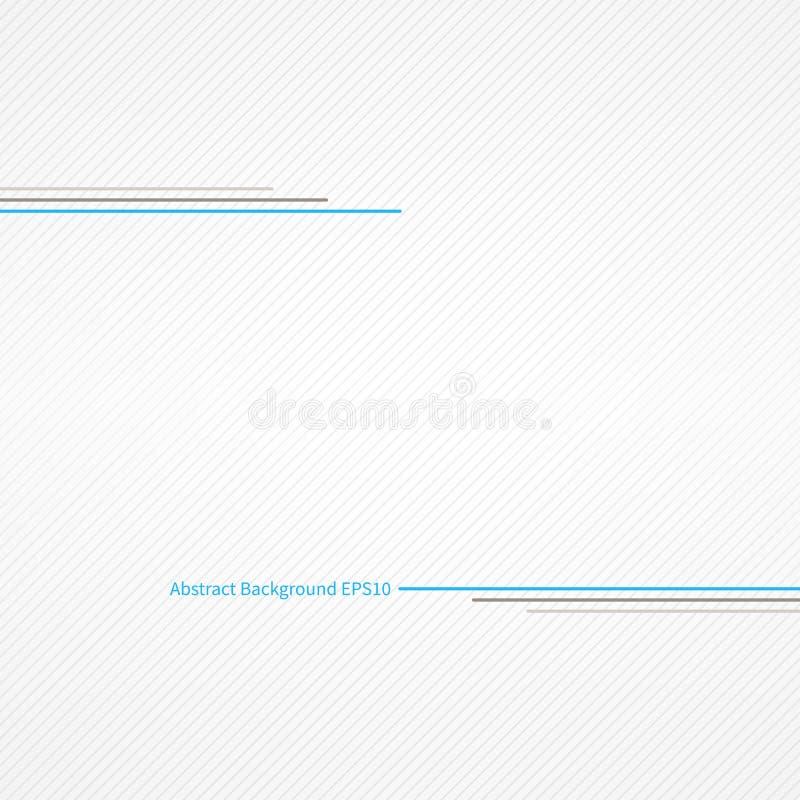 Ligne abstraite fond de vecteur Lignes configuration illustration pour la présentation d'affaires, projet de commercialisation, c illustration stock