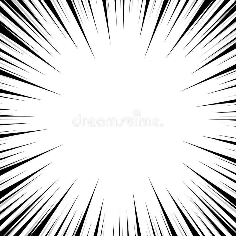 Ligne bandes dessinées de vitesse d'art de bruit de fond illustration de vecteur