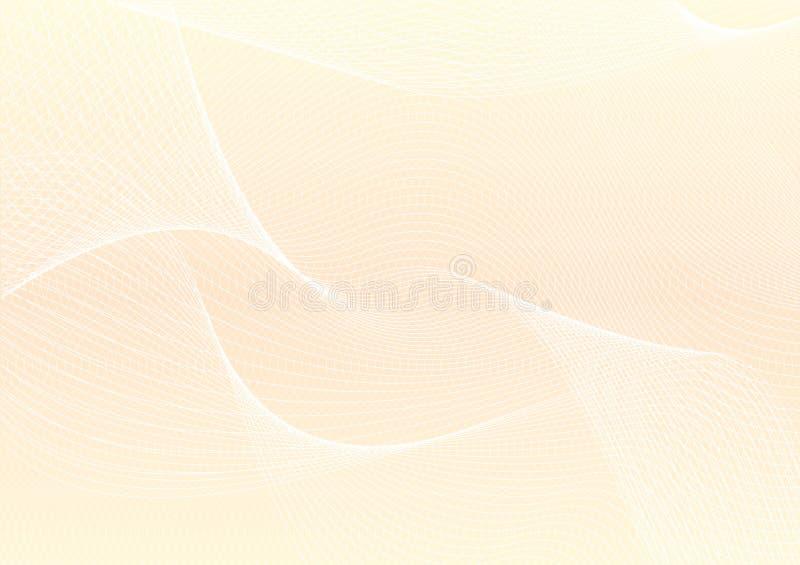 Schéma De Trame Textuel Complexe Fond De Lumière Vierge