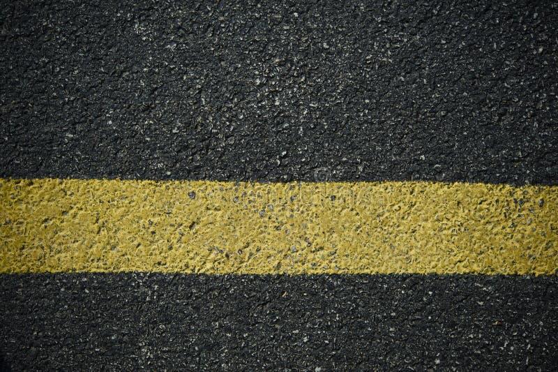 Ligne de fond de trottoir photos libres de droits