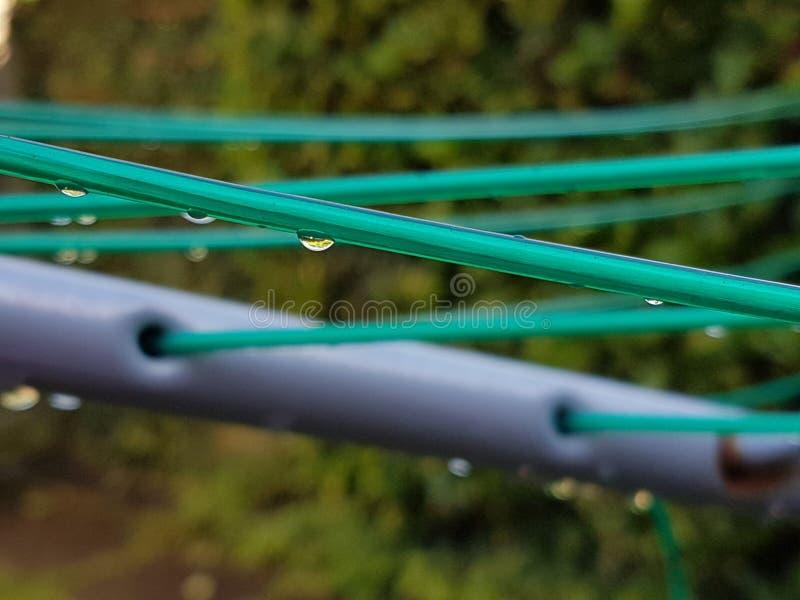 Ligne de lavage humide 1 photo libre de droits