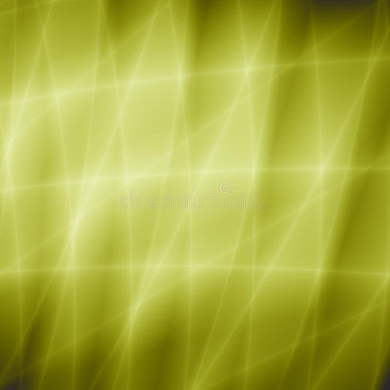 Ligne fond d'abrégé sur vert olive illustration libre de droits