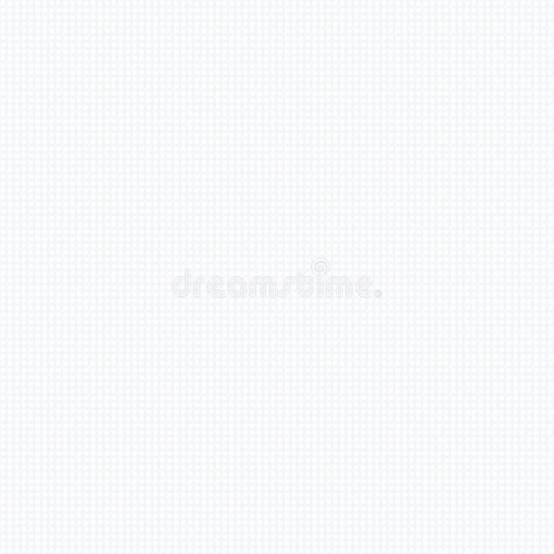 Ligne géométrique modèle sans couture abstrait monochrome avec le rectang illustration de vecteur