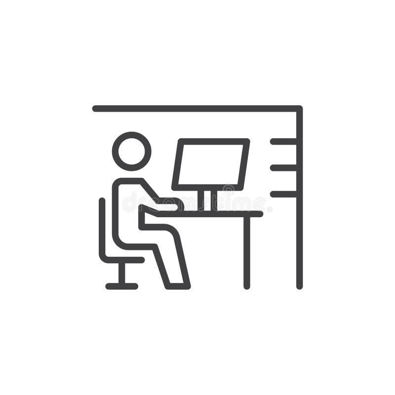 ligne ic ne signe de vecteur d 39 ensemble pictogramme. Black Bedroom Furniture Sets. Home Design Ideas