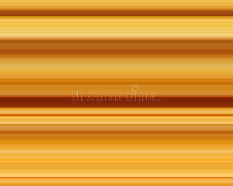 Ligne jaune configuration illustration stock