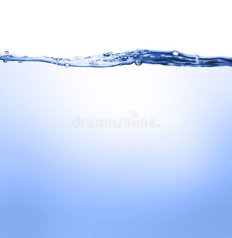 ligne l'eau photos stock