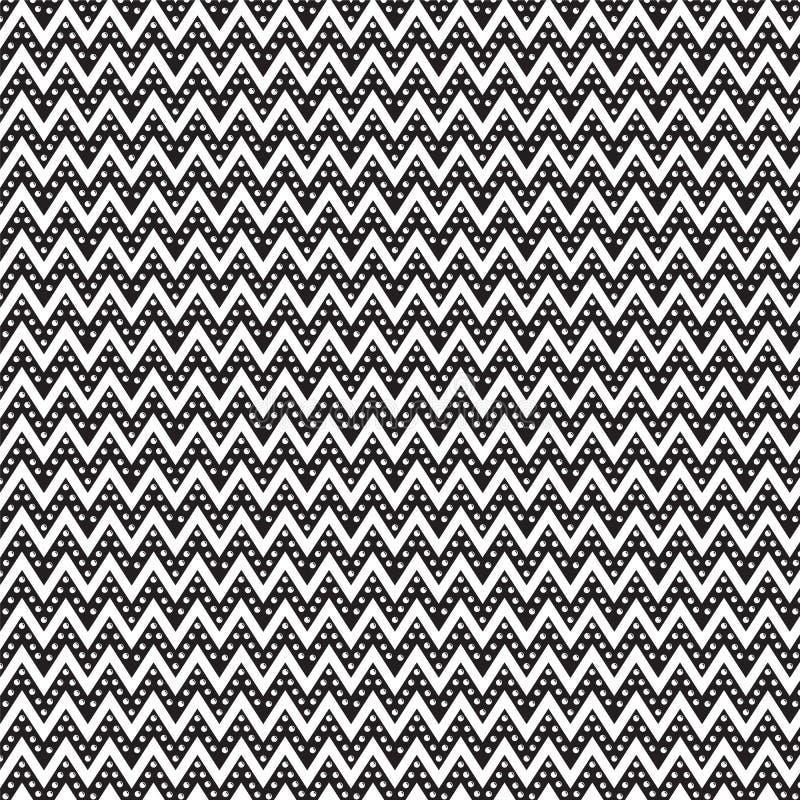 Download Ligne Noire De Chevron Avec Le Cercle Blanc à L'intérieur Du Fond De Modèle Illustration de Vecteur - Illustration du vêtement, moderne: 87706624