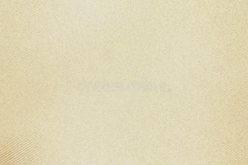 Ligne structure diagonale sur le mur en béton crème, pierre de détail, fond abstrait photo libre de droits