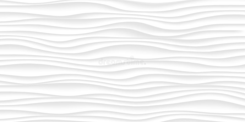 Ligne texture de blanc modèle abstrait gris sans couture Na onduleux de vague illustration libre de droits