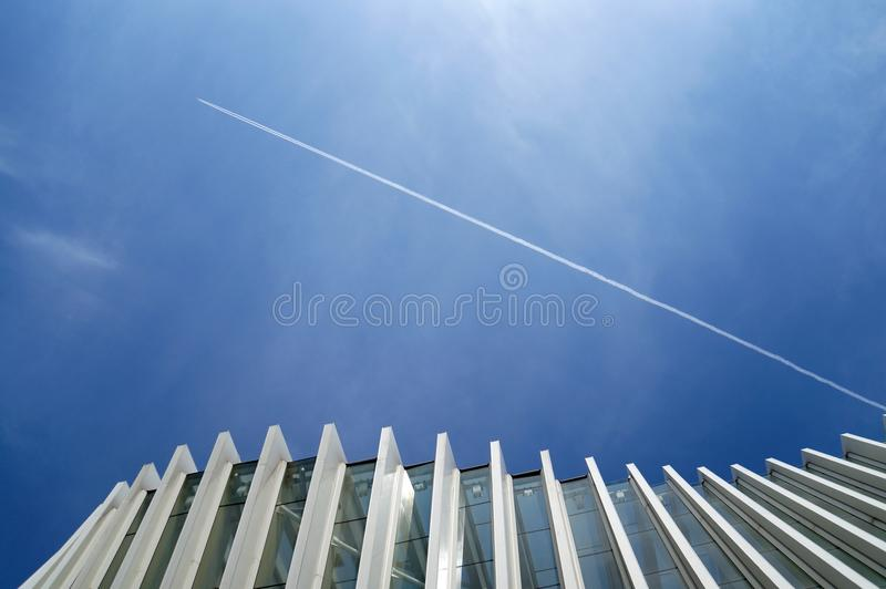Lignes abstraites photos stock