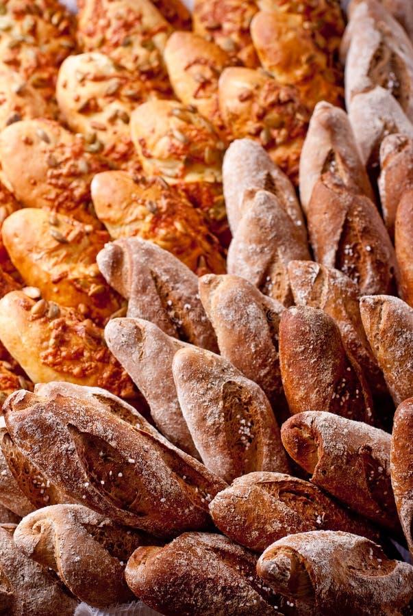 Lignes de boulangerie photo libre de droits