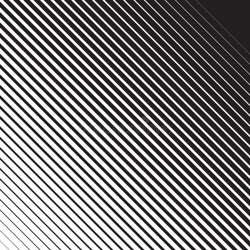 Lignes diagonales modèle illustration de vecteur