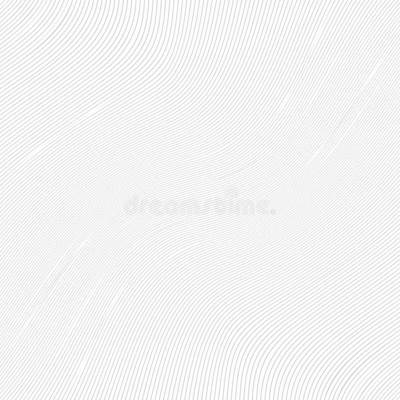 Lignes diagonales modèle Modèle abstrait moderne de la géométrie de vecteur Répétez le fond droit de texture de rayures illustration de vecteur
