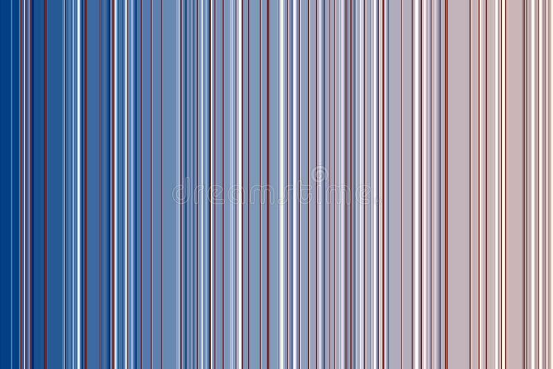 Lignes et formes grises modèle, fond de rouge bleu images stock