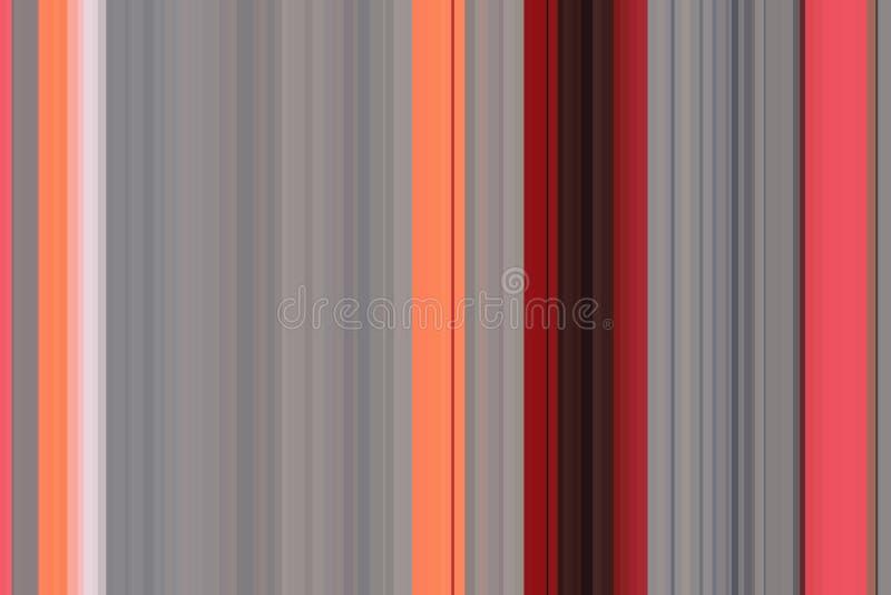 Lignes graphique doux abstrait de modèle de papier peint de fond de rayure belles de conception rose de texture de cru Résumé san illustration libre de droits