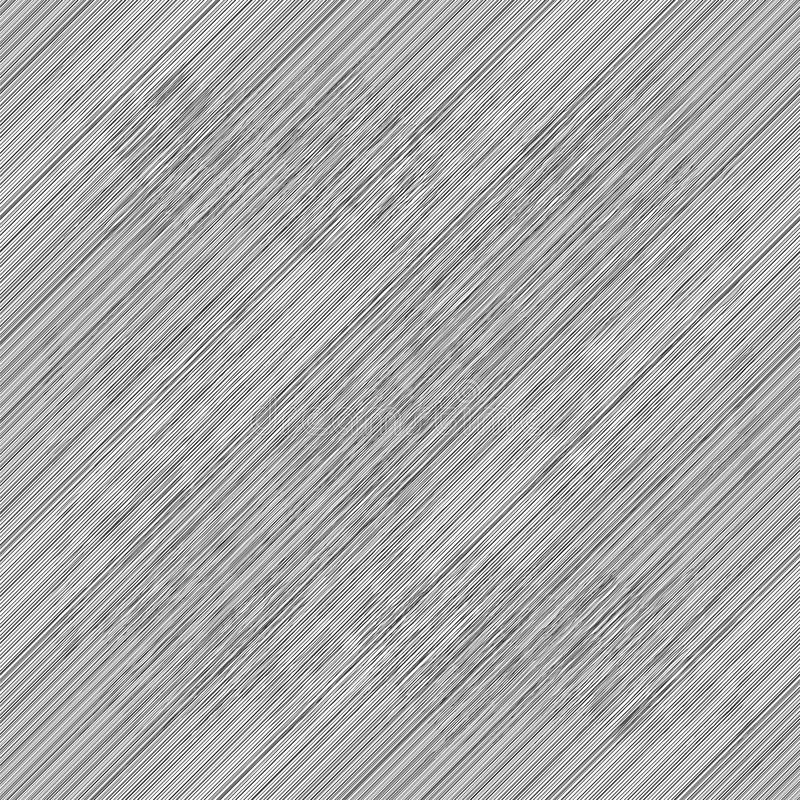 Lignes minces étroites de diagonale Configuration sans joint de vecteur illustration stock