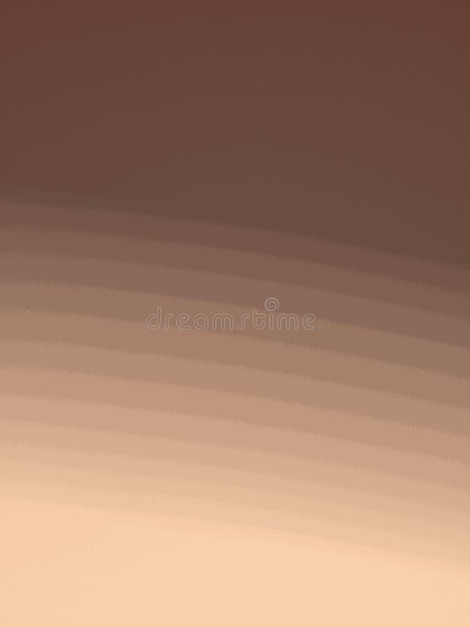 Lignes multicolores texture multicolore de couleurs colorées beiges de papier peint de modèle d'abrégé sur fond de Brown de texti illustration stock