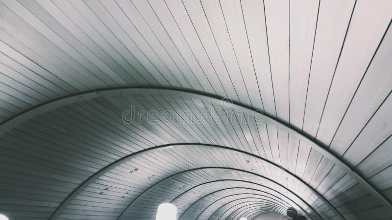 Lignes souterraines photographie stock
