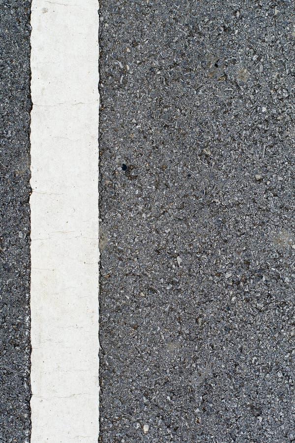 Lignes sur la rue images libres de droits