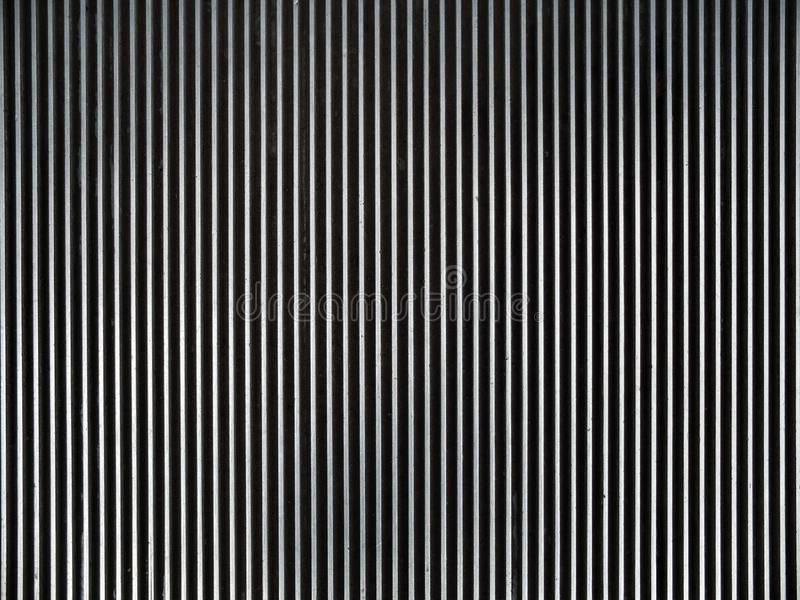 Lignes verticales de fond, noires et grises abstraites, texture photographie stock libre de droits